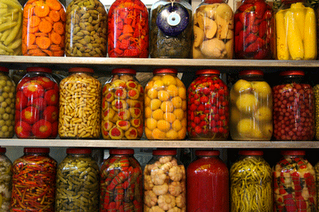 Learn about canning in the Grange Community Kitchen!