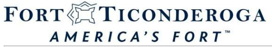 Fort Ticonderoga logo