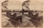 Stereoview: View from Essex quarry