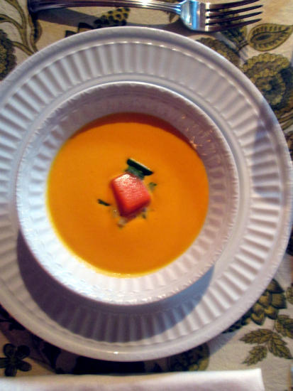 DaCy soup