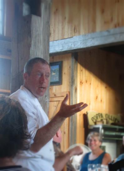 Chef Kevin McCarthy