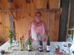 Wine pairings from Amazing Grace Vineyard & Winery