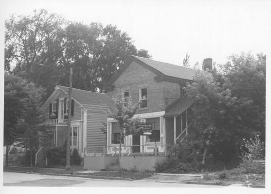 Old Brick Store on Main Street