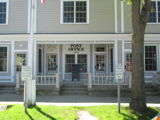 Post Office, Essex, NY