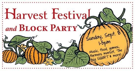 Grange Harvest Festival and Block Party