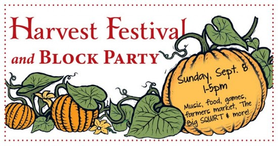 Grange Harvest Festival and Block Party