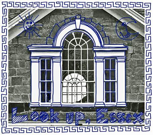 Doodlebomb: Noble Warehouse's Palladian Window