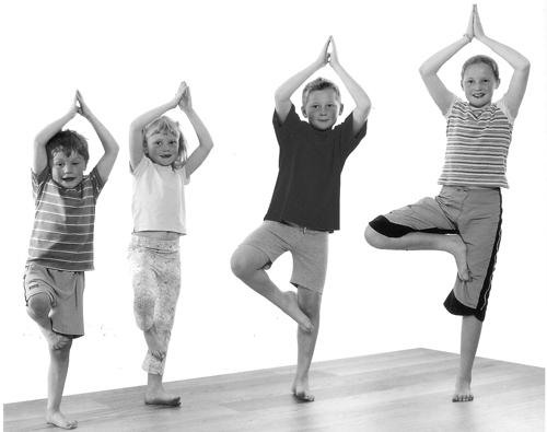 Lake Champlain Yoga & Wellness presents their first Kids' Yoga Series!