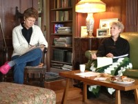 Writers at 2012 memoir retreat at Skenewood in Westport, NY.