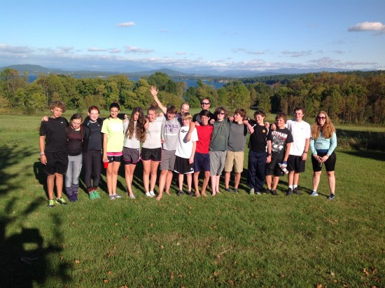 Vermont Commons 9th graders