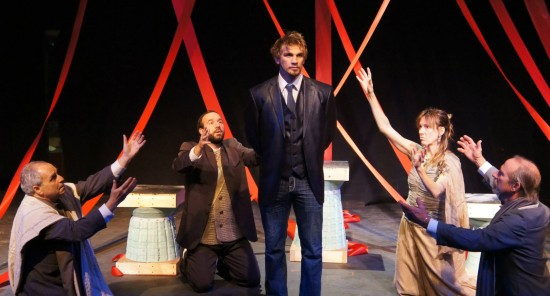Sophocles' Oedipus at Pendragon Theatre