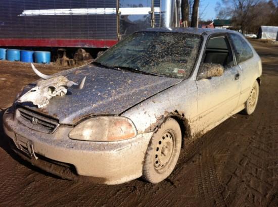 Essex Farm Car