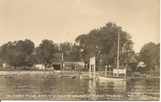 Essex Motor Boat Station