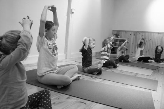 Lake Champlain Yoga & Wellness: Kids' Yoga