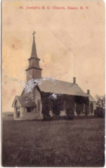 St. Joseph's R. C. Church, Essex, NY