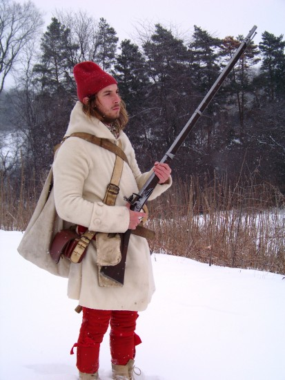 """Carillon's First Winter"" Living history event will take place at Fort Ticonderoga January 11th from 10am-4pm."