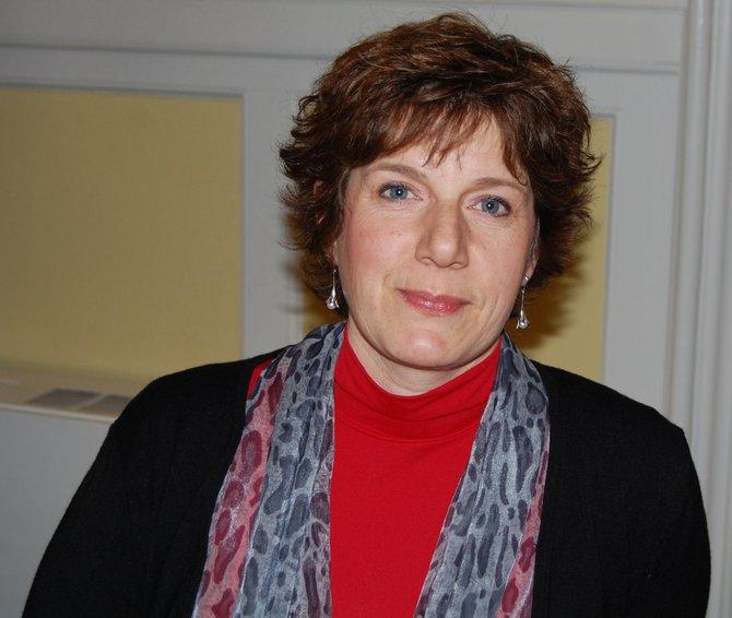 Former Essex Supervisor Sharon Boisen (Photo by Keith Lobdell, Denpubs.com)