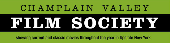 Champlain Valley Film Society logo