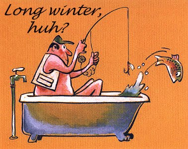 Long winter, huh? Brighten it up by visiting NEW Health in Essex, NY! (Credit: NEW Health)