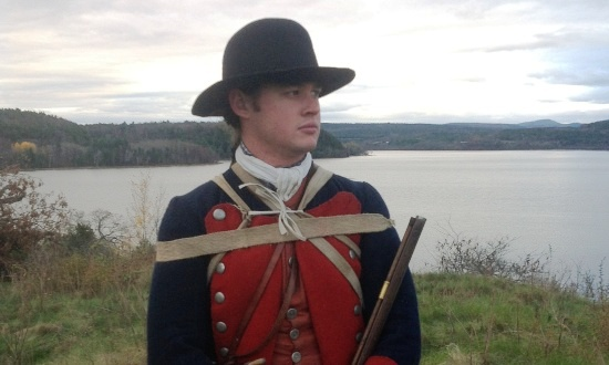"""""""A Day Longer in the Field"""" living history event will take place at Fort Ticonderoga February 15-16, 2014."""