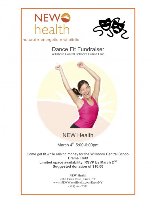 Dance Fit Fundraiser