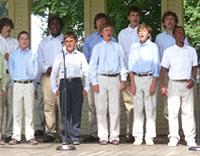 Camp Dudley Choir