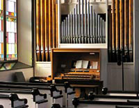 Warren A. Cross Memorial Pipe Organ
