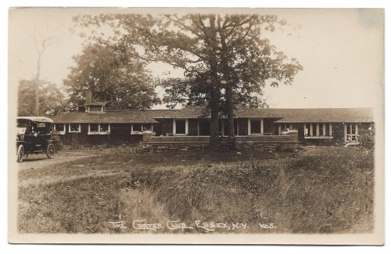 """The Crater Club, Essex, NY"""