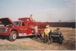 Essex firetruck
