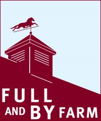 Full and By Farm logo