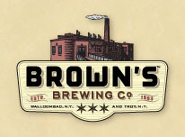 Brown's Brewing Company Logo