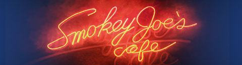 Smokey Joe's Cafe ~ Essex Theatre Company 2014 Season