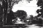 Vintage postcard featuring Orchard Street, Essex, NY. (Thanks for sharing, Mary Wade!)