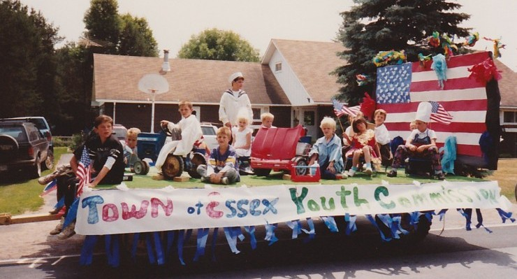 Essex Youth Commission Float