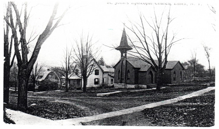 St. John's Episcopal Church, Essex, NY