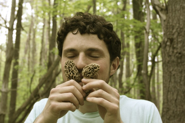 Ari Rockland-Miller, co-founder of The Mushroom Forager