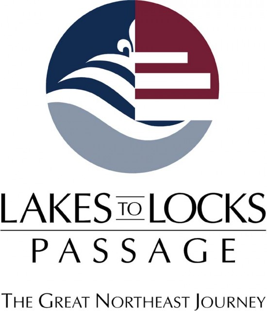 Lakes to Locks Passage logo