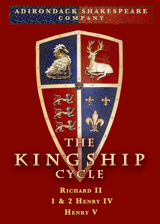 ADK Shakespeare Co. The Kingship Cycle