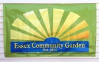 Essex Community Garden, established 2014 (Photo: George Davis)
