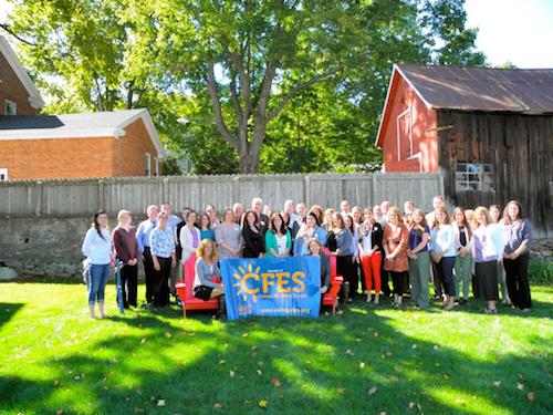 Adirondack Educators Plan for Success at CFES Center (Credit: CFES)