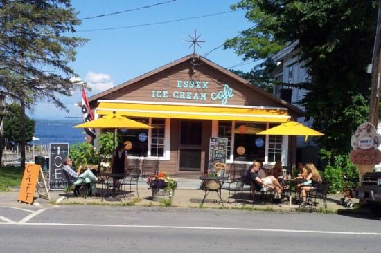 Essex Ice Cream Cafe