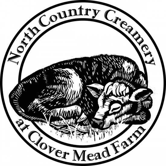 North Country Creamery at Clover Mead Farm Logo