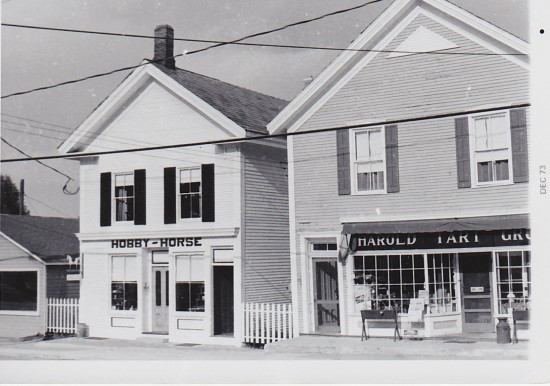 Hobby Horse and Harold Tart Grocery