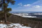Overlooking the valley (Credit: Catherine Seidenberg)