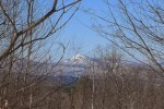 Snow covered mountain top (Credit: Catherine Seidenberg)