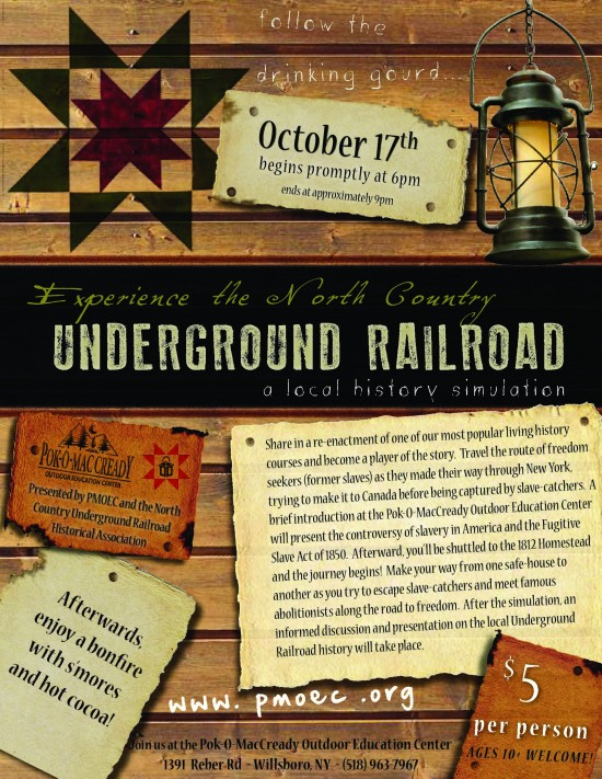 Underground_Railroad_Experience_Poster