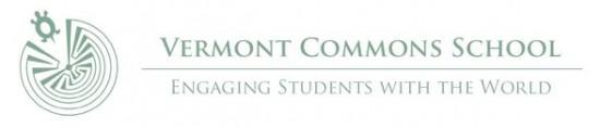 Vermont Commons School logo