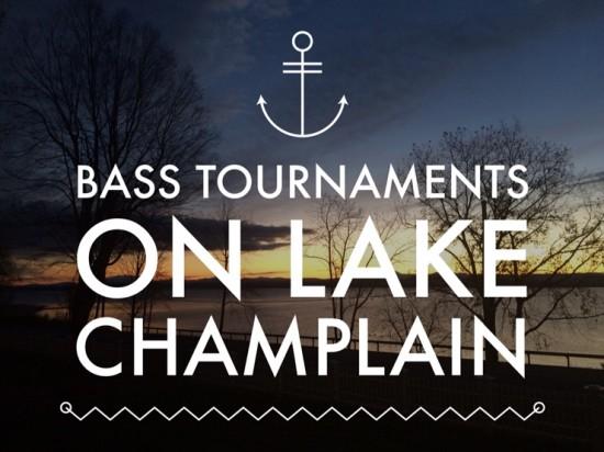Bass Tournaments on Lake Champlain