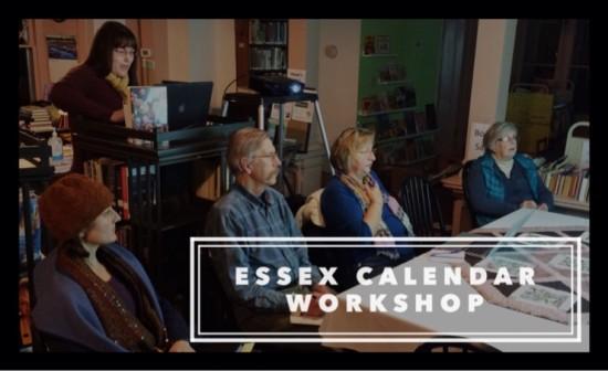 Essex Calendar Workshop