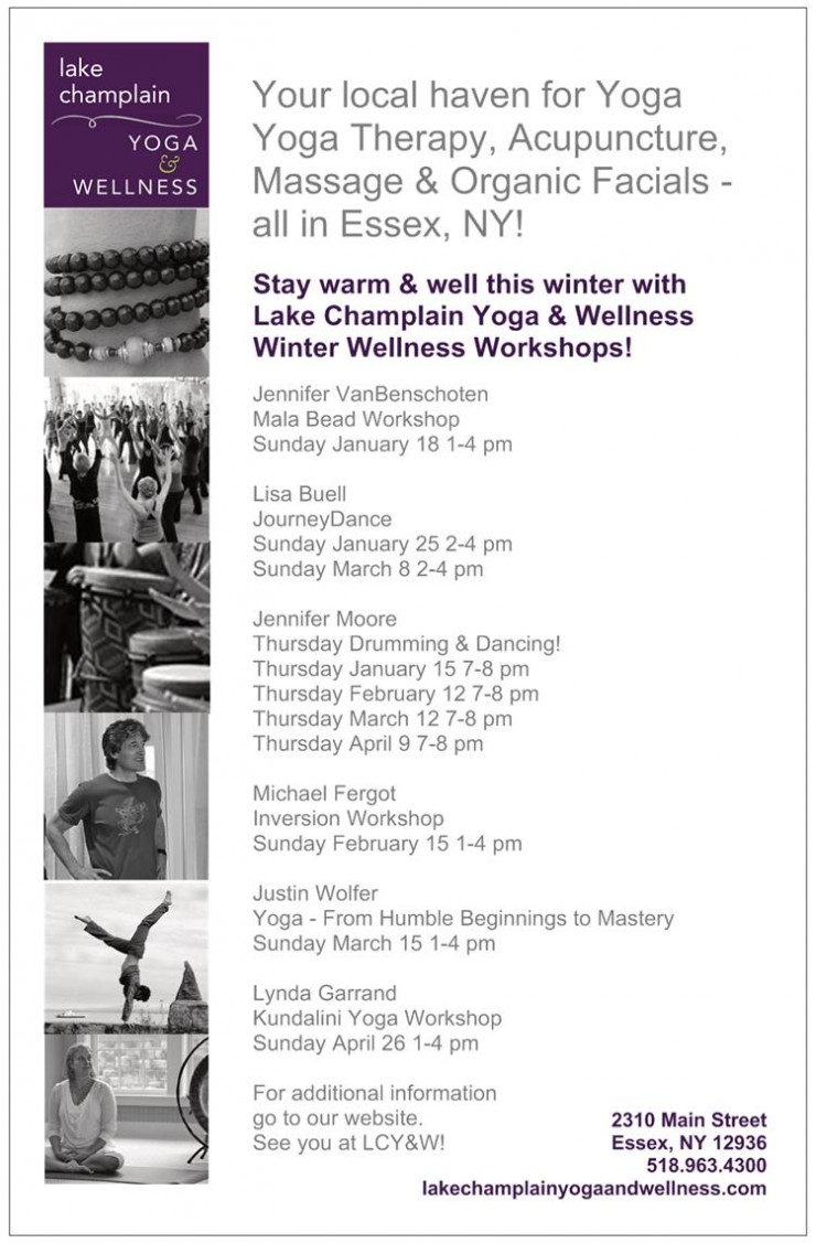 LCY&W2015 Wellness Workshops Poster